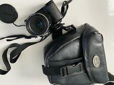 Nikon COOLPIX L100 10.0MP Digital Camera - with leather camera bag