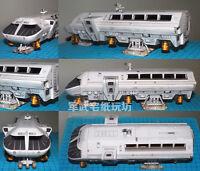 3D DIY Paper Model Kit 2001 A Space Odissey Rocket Bus Moonbus 25cm length