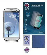 5 x Gard® Premium Screen Protector For Samsung Galaxy SIII , S3, i9300