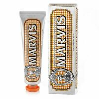 MARVIS ORANGE BLOSSOM BLOOM TOOTHPASTE, 75ML Teeth Mens Mint Flavour New