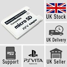 Tarjetas de memoria Sony PlayStation Vita para consolas de videojuegos