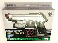 New Light Gun for the Original Microsoft Xbox - Beretta Style w/ Recoil Effect