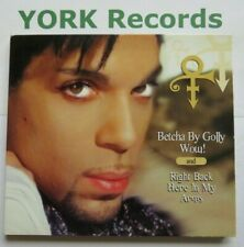PRINCE - Betcha By Golly Wow! - Excellent Condition CD Single NPG