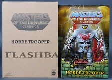 2017 Mattel MOTU Horde Trooper MOTUC Masters of the Universe Classics