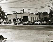 1950 Hudson Motor Car Dealership Display Marquette MI Vintage Hudson Dealer LOOK