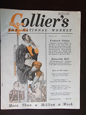March 22, 1919 Collier's The National Weekly Magazine Herbert Paus Cover