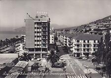 SAVONA PIETRA LIGURE 47 Cartolina FOTOGRAFICA viaggiata 1962