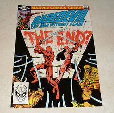 Daredevil #175 Frank Miller Marvel Comics 1st Print