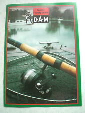 VINTAGE DAM ADVERTISING FISHING CATALOGUE UNDATED CIRCA LATE 1970'S