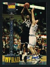 Michael Smith 1994 Signature Rookies Authentic signed autograph auto Card