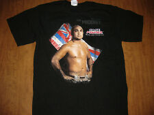 BJ PENN med T-shirt MMA Authentic Prodigy Cage Fighter Ultimate Fighting