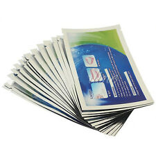 1 Bag of 28 Teeth Whitening Strips Upper Lower Whiter Dental Bleaching 14 Packs