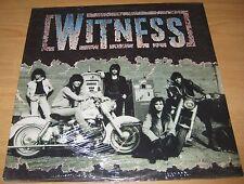 """WITNESS """"Witness"""" vinilo, nuevo y precintado. Edición Original USA Arista"""