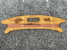 trolling copper line board fishing paddle