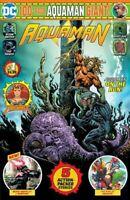 DC COMICS UNIVERSE 100 PAGE AQUAMAN GIANT #1 1ST PRINT