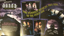 Rare - Beetlejuice - Broadway Musical - Promotional Mailer -Alex Brightman - New