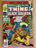 MARVEL TWO IN ONE #24 Fine 1977 The Thing And Black Goliath Evel Knievel Ideal