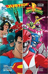 Justice League/Power Rangers, Tom Taylor, Excellent Book