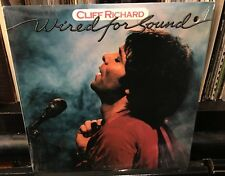 sealed CLIFF RICHARD Wired For Sound 1981 EMI SW-17059