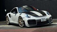 """Porsche 911 GT2 RS Weissach Package Auto Car Art Silk Wall Poster Print 24x36"""""""