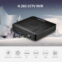 16CH 5MP / 8CH 4MP  H.265 Mini IP Network Security Video Recorder CCTV 		 ^