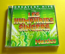 "CD "" LES HUMPHRIES SINGERS - GREATEST HITS - MEXICO "" BEST OF / 12 SONGS"