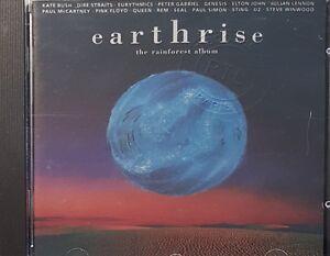 Earthrise - The Rainforest / U2 Seal Queen Elton John Pink Floyd [ CD ALBUM ]