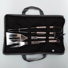 Coca-Cola 3 Piece BBQ Utensil Set with Bag - BRAND NEW