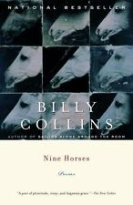 Nine Horses: Poems by Collins, Billy, Good Book