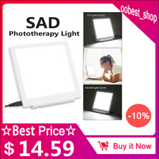 2Mode SAD Therapy Light Sunlight LED Mood Therapy Lamp For Depression Happy Day*
