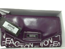 Women's Kenneth Cole Reaction Purple Moonlight Wallet - $52 MSRP