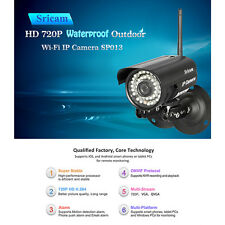 Sricam-Wireless IR IP Camera 1MP Waterproof Security Outdoor Day and Night