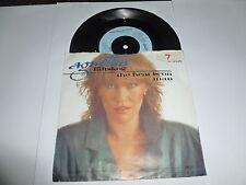 """AGNETHA FALTSKOG - The Heat Is On - 1983 UK Epic label 7"""" Single"""