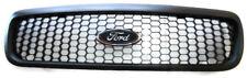 Black Grille w/Oval Blue Ford Emblem; 2007-2011 Ford Crown Victoria