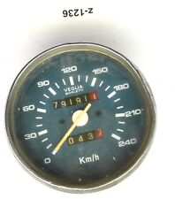 Moto Guzzi California 3 - Tacho