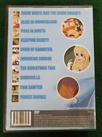10 MOVIES  FAMILY FUN - Snow white, Alice in Wonderland, - DVD's