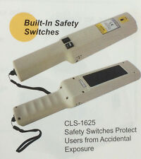 NEW UV LAMP,  Combo Unit, 254/365nm, HANDHELD, CORDLESS, WITH SAFETY SWITCHES