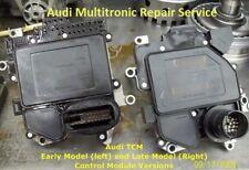 Audi Multitronic TCM CVT transmissions TCM Repair 8E0 910 155 C  8E0910155C