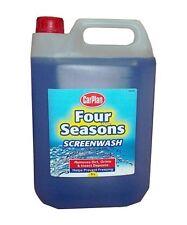 Carplan 5L Four Seasons Screen Wash 5 Litre Ready To Use RTU Windscreen Cleaner