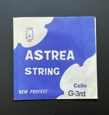 More details for astrea cello g fits 1/2 or 1/4 sized cellos