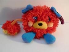 """Modern Popples Popple Mini Puffling Rojo Peluche de Juguete Muñeca 4"""" 2007"""