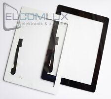 """Display Glas Scheibe Touch Screen Digitizer für iPad 4 """"Weiß"""""""