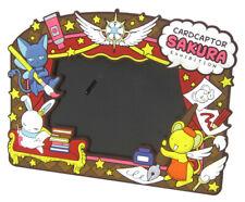 NEW Card Captor Sakura Kero-chan Suppi Momo Photo Stand Limited Official Japan
