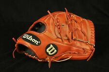 "Wilson A2K B212 12"" Baseball Glove 2 Piece Web Orange Tan Pro Stock Select RHT"