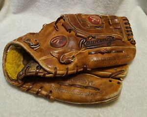 RAWLINGS HEART OF THE HIDE HOH RHT GOLD GLOVE SERIES PRO-125TL BASEBALL GLOVE