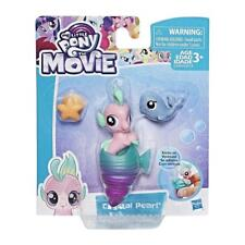 My Little Pony progetto Twinkle Sea-Pony Mini Pony-Crystal Pearl (C3475) - NUOVO