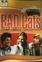 BAD CATS DVD NUEVO NEW MICHELLE PFEIFFER STEVE HANKS ASHER BRAUNER B.A.D.