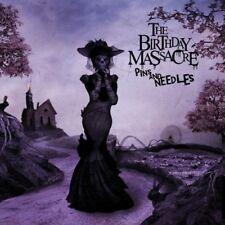 THE BIRTHDAY MASSACRE Pins And Needles CD 2010