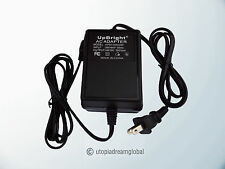3-Pin NEW AC Adapter For Altec Lansing ACS340 A4432 SubWoofer Speaker Power Cord