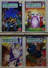 Robotech: The New Generation (Comico-1985)#7, 10-11,13 (as seen on Tv)